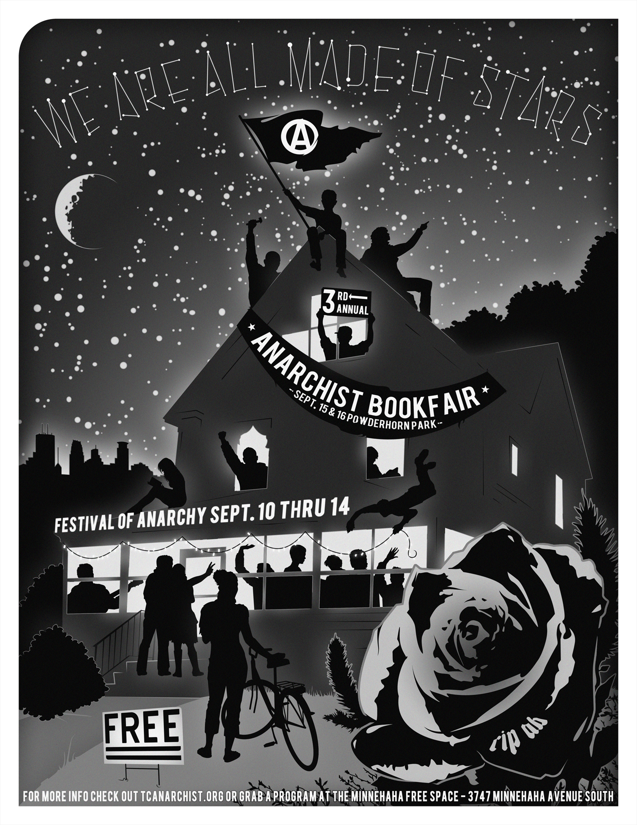 Twin Cities Anarchist Bookfair